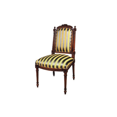 French Reproduction Arm Chair